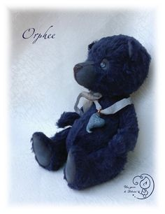 Orphée...  OOAK, 17,5 cm tall, 5 way jointed, completely handmade, private collection
