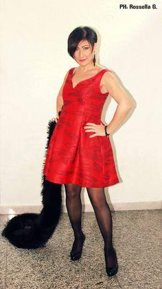 Quando la bellezza si associa alla femminilità... Rende una donna potente oltre ogni misura... ;) #TagsForLikes #follow #followme #andria #puglia #italy #bloggers #style #fashionstylist #fashion #modadonna #love #amazing #knitwear #fashiondesigner #isabelladimatteotricot #girls #women #shoponline #shopping #abbigliamentosumisura #sexy #work #cute #dress #model #outfit #mode #shortdress #red