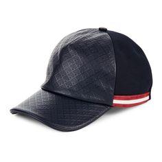 BALLY Printed Wool Baseball Cap. #bally #
