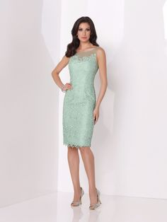 mother of the bride knee length summer dresses - Google Search
