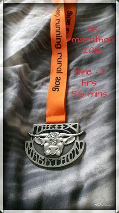 Ox trail marathon 2016