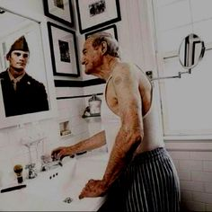 Once a Marine; always a Marine.