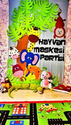 School Teacher, Pre School, Go Green, Paper Flowers, Crafts For Kids, Kids Rugs, Birthday, Outdoor Decor, Party