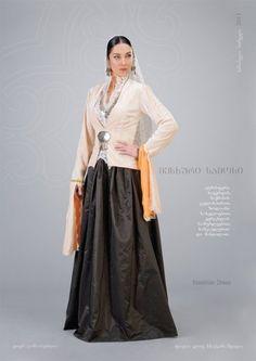 Meskhian Dress, by Samoseli Pirveli.