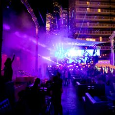 Soak up the fun at Drenched After Dark at Marquee Las Vegas.