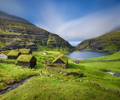 Faroe Islands Denmark - 5 Trips To Take When You're Burnt Out At Work+#refinery29