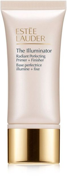 Estee Lauder The Illuminator Radiant Perfecting Primer & Finisher- 1 oz. Vitamin E, Nordstrom, Beauty Companies, Face Primer, Makeup Primer, Primers, Aloe Vera Gel, Skin Brightening, Skin Cream