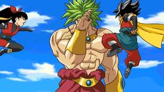 Beat and Note vs Broly