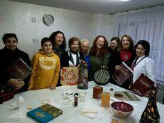 Artebella Bizim Çocuklar'ın Hobi Dükkanı'ndaydı #workshop #handmade