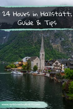 Visiting Hallstatt in Austria? Here are my guide and tips on how to spend 24 hours in Hallstatt. You will find how to avoid crowds and places not to miss. Windmills In Amsterdam, How Much Snow, Road Trip Hacks, Road Trips, Austria Travel, Slow Travel, Beautiful Castles, Travel Guides, Travel Tips