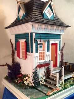 "Miniature 1:12 Dollhouse Base Table Lamp ""Emily Grace"" by jimlarsondesigns.com https://www.etsy.com/shop/JimLarsonDesigns"