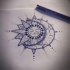 15 Lovely Moon Tattoos For Women and Men