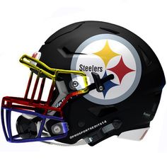 Pro Tips To Improve Your Football Game Pittsburgh Steelers Helmet, Pitsburgh Steelers, College Football Helmets, Pittsburgh Sports, Football Uniforms, Football Gear, Football Things, Steelers Stuff, Football Equipment
