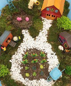 Studio M Miniature Fairy Garden Collection ––– Prairie Gardens Champaign, Illinois  http://www.prairiegardens.com/