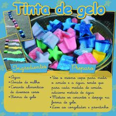 Dona Maricota feliz: Fazendo arte com os filhos Educational Activities For Toddlers, Montessori Activities, Craft Activities For Kids, Kindergarten Activities, Early Childhood Education, Happy Baby, Science, Kids Education, Kids And Parenting