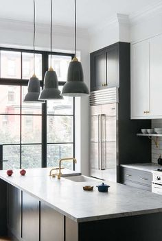 Park Slope Townhouse - desire to inspire - desiretoinspire.net