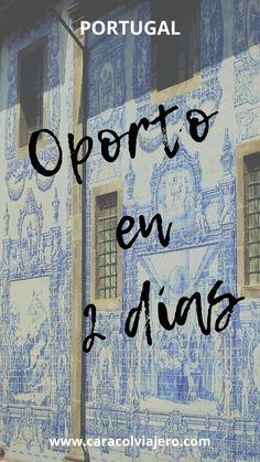 Descubre Oporto y Vilanova de Gaia en 2 días #portugal #Oporto Best Beaches In Portugal, Portugal Vacation, Hotels Portugal, Places In Portugal, Portugal Travel Guide, Visit Portugal, Beautiful Places To Travel, Best Places To Travel, Wonderful Places
