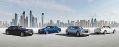 Rolls Royce Motor Cars Phantom Family 2013