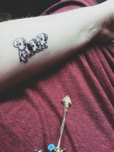 101 Dalmatian Tattoo