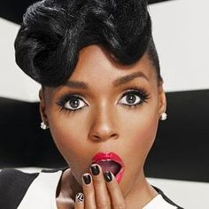 What's not to love about @janellemonae -- and now you can add #Oscar award winner to her resume for her role in #Moonlight. As millennial's trying to navigate life- she's the perfect example of someone defying boundaries.