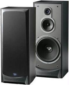 Cerwin Vega V-12F 12 3-way 300 watt Floor-Standing Speaker (V 12F, V12F, V-12, V12) Best Floor Standing Speakers, Luggage Case, Computer Hardware, Audiophile, Consumer Electronics, Accessories, Hardware