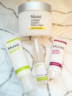 Murad skincare was created by Dr. Murad, a renowned dermatologist whose products are innovative and formulated with a specific recipe: the Murad recipe, a blend of anti-oxidants, anti-inflammatories and hydrators, helping you to achieve healthy, radiant skin