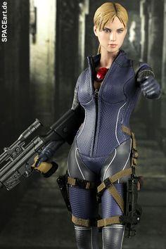 Resident Evil 5 (Biohazard 5): Jill Valentine - Deluxe Figur, Fertig-Modell ... http://spaceart.de/produkte/rde002.php