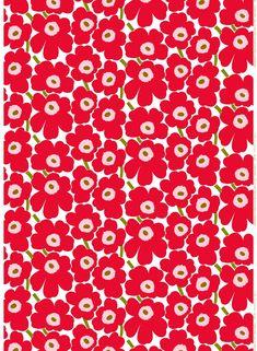 Color Patterns, Print Patterns, Marimekko Wallpaper, White Raspberry, Fabric Remnants, Background Templates, Pink Fabric, Pattern Paper, Paper Design
