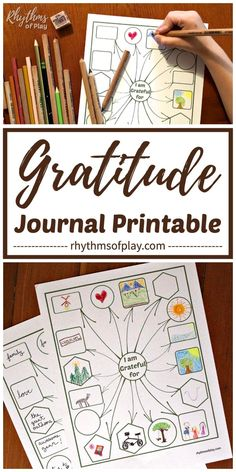 Here you'll find the best gratitude journal for kids gratitude journal for kids free printable gratitude journal for kids children gratitude journal for kids writing prompts diy gratitude journal for kids Mindfulness For Kids, Mindfulness Activities, Gratitude Journal Prompts, Gratitude Book, Gratitude Quotes, I Am Grateful, Thankful For You, Grateful Heart, Thanksgiving Activities
