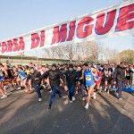 Domenica si corre a Roma la Corsa di Miguel