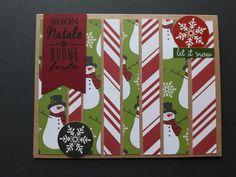 Scrapbooking Christmas card-card natalizie scrapbooking