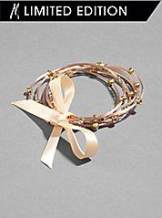 Seasonal Whispers Ellsie Bangle Set - Guess by Marciano Diy Jewelry, Jewelry Design, Guess By Marciano, Bangle Set, Gold Rings, Rose Gold, Seasons, Accessories, Flare