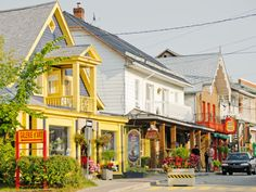 Canadian Long-Weekend Destinations Baie-Saint-Paul, Quebec