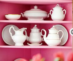 Interior Styling Wednesdays: Displaying Dishes | Home Decor News