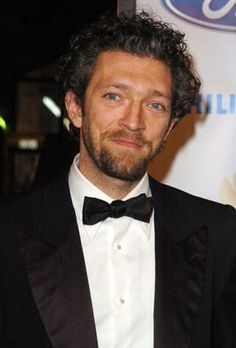 Vincent Cassel - I don't know what it is about this man but...I find him extremely attractive.