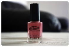 March 2013 Wantable Makeup Box: Color Club Nail Polish in He Loves Me. This soft baby pink hue is completely romantic! Pair it with a flirty floral patterned dress for the perfect spring look. Price: $8.00/full size -- #beauty #wantable #colorclub #nailpolish #pink