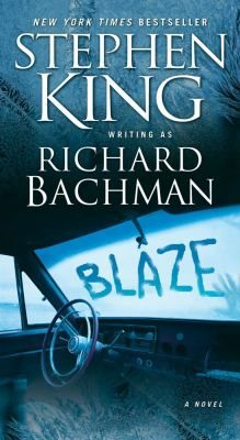 Blaze by Stephen King. He wrote under the name of Richard Bachman to make sure it was the name Stephen King that was selling the books, if ya know what I mean. I love this book and I bought it for my dad as a gift Steven King, Stephen King Books, Good Books, Books To Read, My Books, Karma, Roman, Albin Michel, Science Fiction