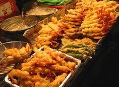 South Korean Street Food