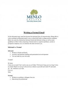 Download professional email example 02 Professional Email Example, Professional Email Templates, Information Age, Forms Of Communication, Informational Writing, Business School, Workplace, Formal, Words