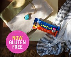 So excited to share the news that our entire product line is now #glutenfree. Repin if Nutz Over Chocolate is your favorite LUNA!