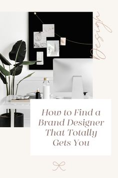 Need to find a brand designer ASAP? Find out why there's more to hiring a designer than just asking a friend or picking the first creative person you meet. Diy Projects Gone Wrong, Branding Design, Logo Design, Brand Strategist, Create Your Website, Branding Your Business, Graphic Design Tips, Social Media Graphics, You Are Awesome