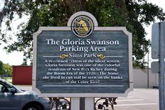 https://flic.kr/p/oodvuy | DSC_9294_pp | Gloria Swanson's former riverfront home in New Port Richey, Florida  Also seen on this web site: www.roadsideamerica.com/tip/40511  www.waymarking.com/waymarks/WM8ENA_The_Gloria_Swanson_Par...