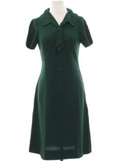 Vintage 1960's Cotton Dresses at RustyZipper.Com Vintage Clothing