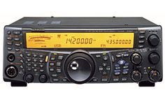 My radio and way to talk to the world.