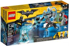Buy LEGO Batman Movie Mr. Freeze(tm) Ice Attack NEW 2017for R659.00
