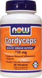 Cordyceps: 1. Cordyceps Improves the Respiratory Function 2..Cordyceps increases cellular Oxygen Absorption by up to 40% 3. Cordyceps Improves the Functioning of the Heart 4. Cordyceps Helps Maintain Cholesterol