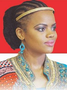 Royal Princess Temashayina of Swaziland African Princess, Royal Princess, Prince And Princess, Black King And Queen, King Queen, African Culture, African American History, African Beauty, African Women