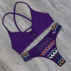 Bikini Set 2016 Summer Swimwear Biquini Women Sexy Beach Swimsuit Bathing Suit Push up Brazilian Bikini Maillot De Bain Summer Bathing Suits, Cute Bathing Suits, Summer Swimwear, Bikini Swimwear, Red Bikini, Bikini Top, I Need Vitamin Sea, Brazilian Swimwear, Cute Swimsuits
