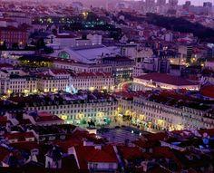 Baixa, Praça da Figueira, Lisbon
