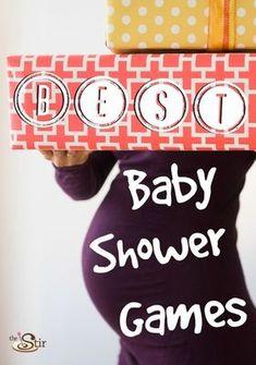 16 Best Baby Shower Game Ideas (PHOTOS) | The Stir